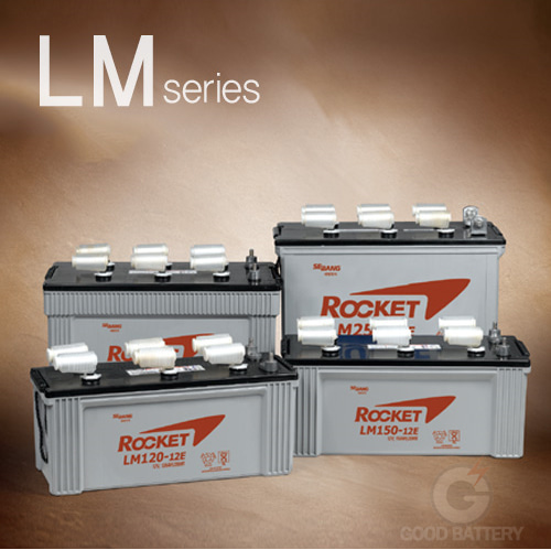 UPS- LM Battery